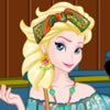 You can dress up your favorite princesses Elsa, Aurora and Jasmine with Bohemia