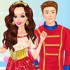 Play this game and dress up our princess for a romantic date with her prince. C