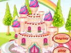 We did a second princess castle cake game because the first one was so popular