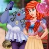 Princesses BFFs With Villains is a styling game...