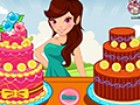 If you like contest you will like this game. You have to decor your cake for pr