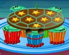 Do you like cooking games? In this game you have to make a delicious turtle cup