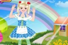 Play a fun game with a little cute girl in whom you can enjoy many rag doll cos