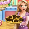 Help your friend in this Rapunzel homemade choc...