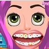Cute Princess Rapunzel need an expert dentist immediately, last few days she is
