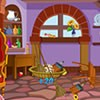 Rapunzel had a great time with her prince in the tower that she forgot to clean up. Please help her to clean up all the rooms in the tower before bad witch came back and found out the truth. Use your Mouse to drag items in to correct position.Press HINT button is you need some clues. Have fun with cleaning tower that princess Rapunzel imprisoned.