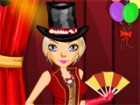 Every magician needs a good costume to impress his spectators. And here is Celi