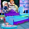 Every girl loves frozen princesses Elsa and Anna. Frozen related games are very popular nowadays. So we have a frozen related decorating game for you. You are going to decorate a realistic frozen style bedroom for Queen Elsa. Have fun!