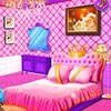Her bedroom is very important for a princess. When her guests comes to her room