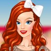 Our girl is a fan of the retro style. She is inviting you to play this game and