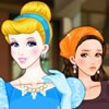 Before fairy came and turn cinderella to a princess she was a poor girl. Play o