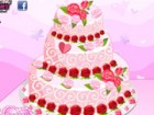 This cake is for the rose fans that you are. If you like this flower, you will