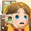 Today you will be helping the royal couple as their baby has some ear problems in this baby doctor game. You will have to make sure that the baby will be healthy and happy once he leaves your office so the parents will be happy as well.