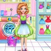 Play this cool clean up and cooking game and learn daily Chores with cute littl