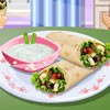 Yummy! It`s time for munching yummy Sandwich Wraps. So ideal and easy to make,