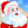 Christmas is coming and Santa is tired with rea...