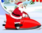 Help Santa to give all presents to good childrens around the world. He just bou