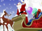 Get ready for the wild Santa dress up game. You get to use your imagination to