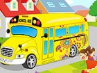 Each morning when we go to school we take the school bus, that yellow bus that