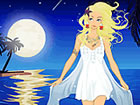 According to an old belief the Goddess of the Sea took part on the creation of