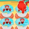 In our brand new game called Sebastian Cupcakes we will share with you a great new cupcake recipe that you will absolutely adore making and, of course, eat! Delicious cupcakes recipe are hard to find, but you are lucky as today we will make it together and you will learn it! The process is both fun and easy and we should start by gathering the necessary ingredients.