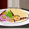 Check out this great new food preparing game in which you 