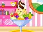 Decorate a fruity Ice Cream or the Ice Cream th...