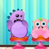 The monsters are ready for their dentist appointment! Click the monster you'd l