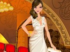 It's glamour written all over this amazing gowns dress up game in which you are