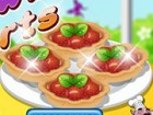 I really love to eat strawberry tarts specially when they are homemade so I dec