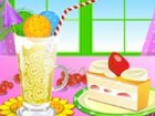 Make your perfect own smoothie jellies with the ce cream of your choice. That's