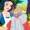Snow White-colored may be the lucky who owns an enchanting Beard Salon, where h