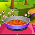 In this cooking game you have to make some delicious sweet and sour chicken. Fo