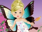 Dress and design your perfect sparkle fairy. You will need to pick her dresses,