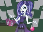 Monster high character Spectra Vondergeist, momentarily known as Spectra Von Ha