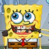 You have a special guest in this SpongeBob Squarepants dentist game as he has s