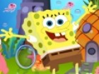 Spongebob wants your help to recover all the sheriff badges from the bottom of