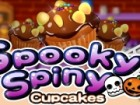 Halloween is near and it's time to prepare some spooky spiny cupcakes for your