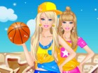Meet Sporty Barbie and her sporty chic hip hopish closet and exercise with Barb