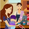 Bella, your sister owns a super market amidst the city. The servant in the supe
