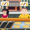 Super Burger Shop is the place where you can learn to manage virtually your own business. Here you can learn to prepare more sandwiches than you prepared in your whole life. You have to stay to the grill and serve your customers.