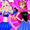 Play our latest princess dress up game and dres...