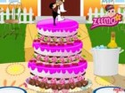 A Wedding cake is afavorite part of a wedding ceremony. It's time to create you
