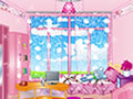 Decorate a teen bedroom that reflects your teenager's personality and keeps mes