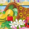 Decorate Thanksgiving's Cornucopia harvest basket. You can choose any basket co