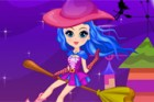 Helena is a talented young witch; she is the best student in magic class! She i