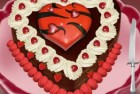 It's almost Valentine's Day! Bake this delicious chocolate cake for your sweeth