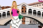 Venice is a very nice, quiet, pleasant and romantic place to come. She loves Ve