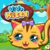 Kimi is a very cute little kitten. She wants to grow up to be a beautiful and successful cat. Help her determine her future by playing all tasks and see her evolve!