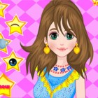 Dress this glamour cover model in various trendy outfits.  Dress this pretty mo